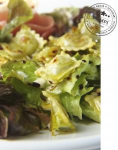 Salade Pizzeria Dompi Caluire