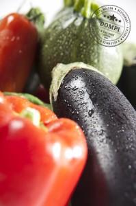 Dompi Pizzeria Caluire legumes frais