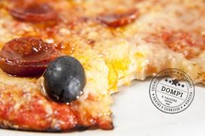 Pizza Dompi orientale