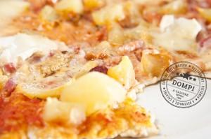 Pizza Dompi Savoyarde