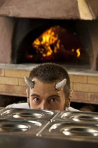 Pizzeria DOMPI Caluire Dimitri Blanchard